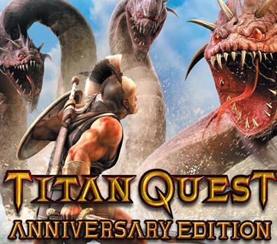 دانلود کرک سالم بازی Titan Quest Anniversary Edition