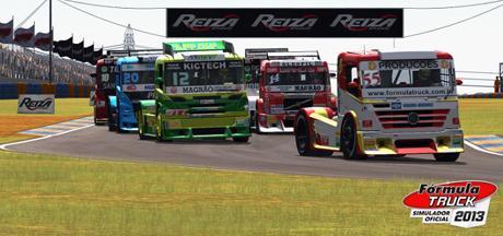 کرک بازی Formula Truck Simulator 2013