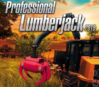 دانلود کرک جدید بازی Professional Lumberjack 2015