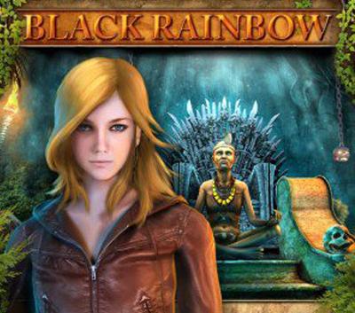 دانلود کرک جدید بازی Black Rainbow
