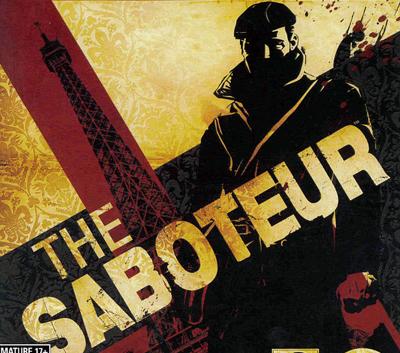 دانلود ترینر جدید بازی The Saboteur