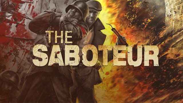 ترینر جدید بازی The Saboteur