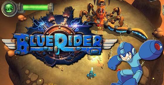 ترینر سالم بازی Blue Rider