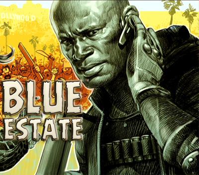 دانلود ترینر جدید بازی Blue Estate