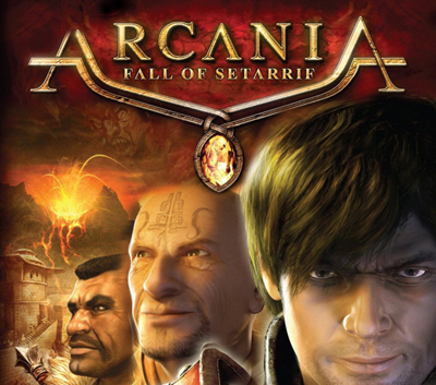 دانلود ترینر سالم بازی Arcania Fall of Setarrif
