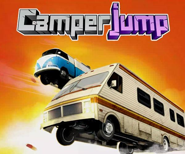 دانلود کرک بازی Camper Jumper Simulator