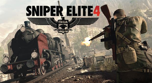 کرک بازی Sniper Elite 4
