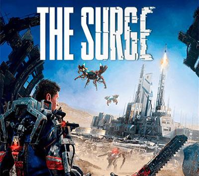 دانلود کرک جدید بازی The Surge