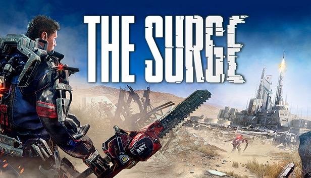 ترینر سالم بازی The Surge