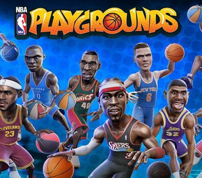 دانلود کرک سالم بازی NBA Playgrounds