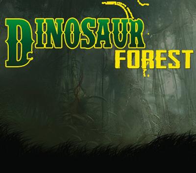 دانلود ترینر سالم بازی Dinosaur Forest