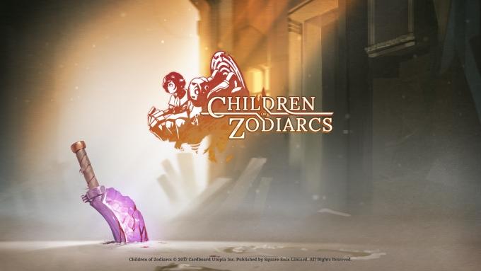 ترینر جدید بازی Children of Zodiarcs