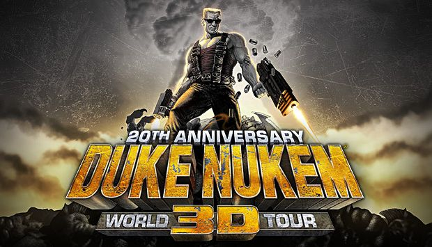 ترینر بازی Duke Nukem 3D 20th Anniversary World Tour