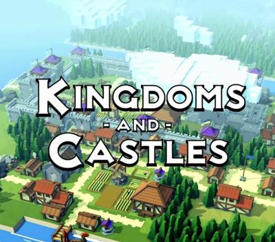 دانلود ترینر جدید بازی Kingdoms And Castles