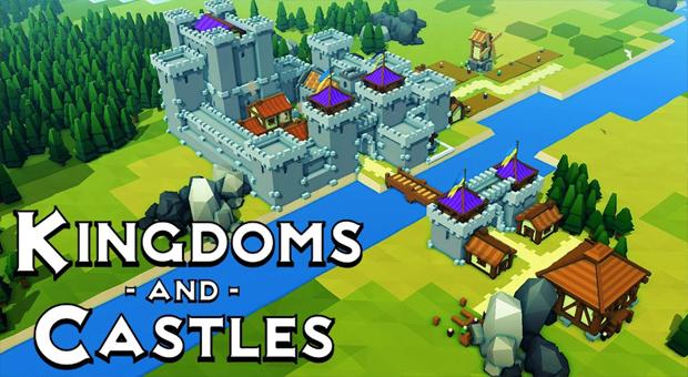 ترینر جدید بازی Kingdoms And Castles