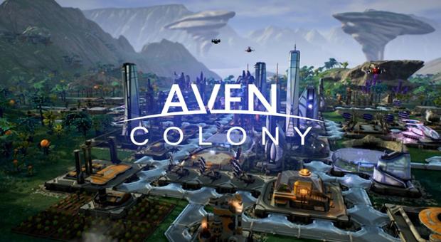 ترینر سالم بازی Aven Colony