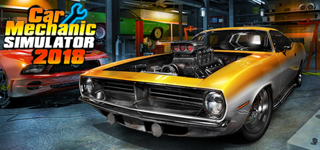 ترینر بازی Car Mechanic Simulator 2018