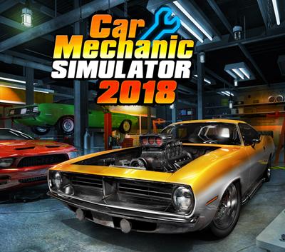 دانلود ترینر بازی Car Mechanic Simulator 2018