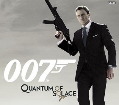 دانلود ترینر بازی James Bond 007 Quantum of Solace