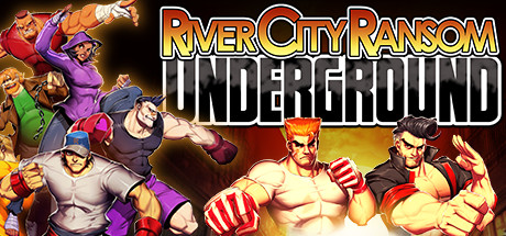 ترینر بازی River City Ransom Underground