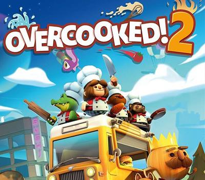 دانلود ترینر سالم بازی Overcooked 2