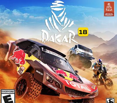 دانلود کرک بازی Dakar 18