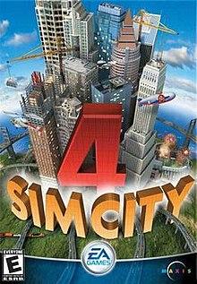 دانلود ترینر بازی سیم سیتی Sim city 4