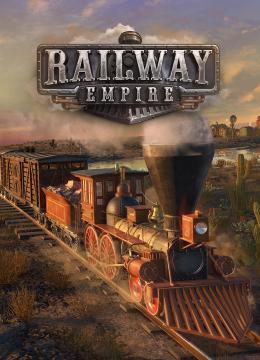 دانلود ترینر بازی Railway Empire
