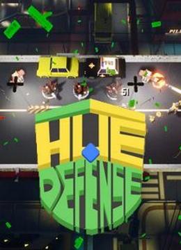 دانلود ترینر و رمزهای بازی Hue Defense