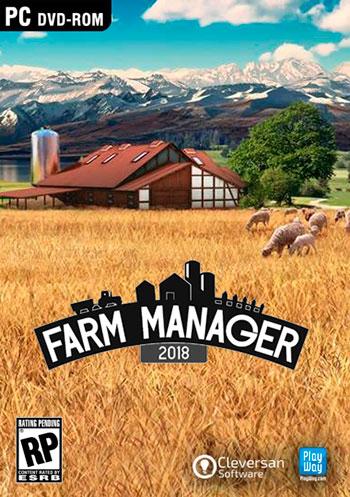 دانلود ترینر بازی Farm Manager 2018