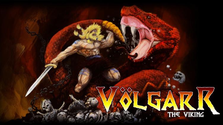 بازی Völgarr The Viking
