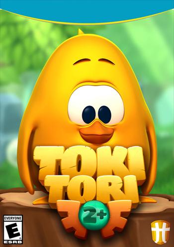 دانلود ترینر بازی توکی توری Toki Tori