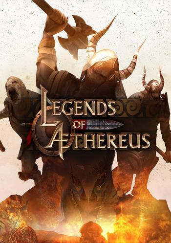 دانلود ترینر بازی Legends of Aethereus