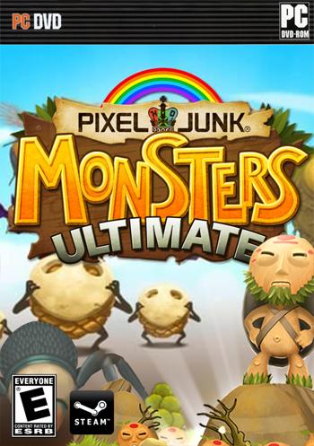 دانلود کرک جدید استراتژیک هیولاها PixelJunk Monsters Ultimate