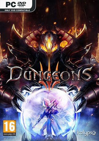 دانلود ترینر بازی Dungeons 3