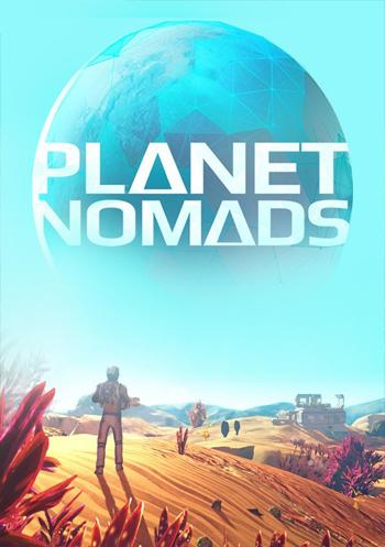 دانلود ترینر و رمزهای بازی Planet Nomads