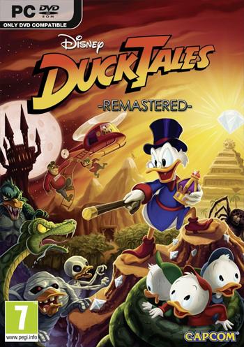 دانلود ترینر بازی DuckTales Remastered با لینک مستقیم