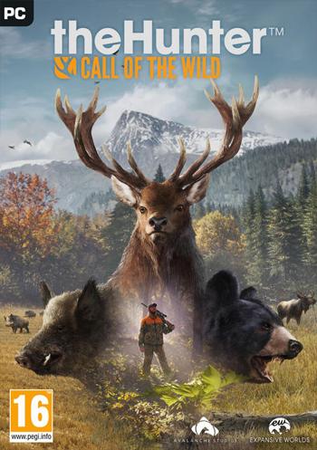 دانلود ترینر بازی theHunter Call of the Wild