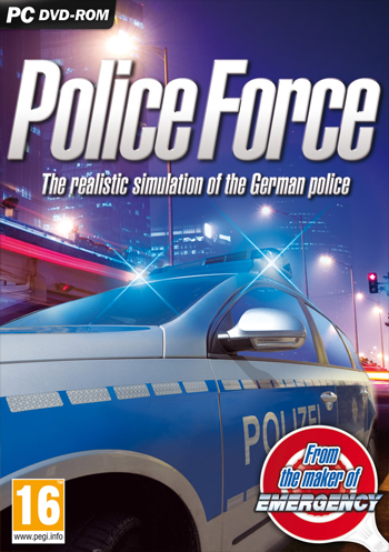 دانلود ترینر بازی نیروی پلیس Police Force با لینک مستقیم