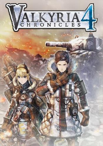 دانلود ترینر و رمزهای بازی Valkyria Chronicles 4
