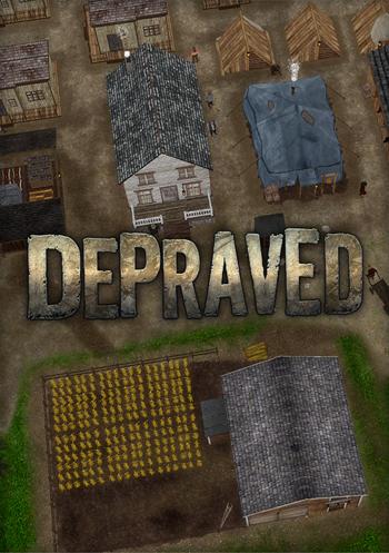 دانلود ترینر و رمزهای بازی Depraved