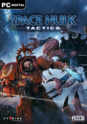 دانلود کرک بازی Space Hulk Tactics