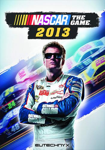 دانلود ترینر بازی NASCAR The Game: 2013