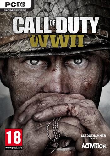 دانلود سیو کامل و نهایی بازی Call of Duty WWII