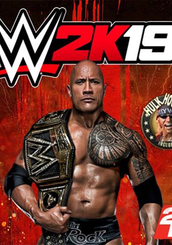 دانلود کرک بازی WWE 2K19 نسخه CODEX