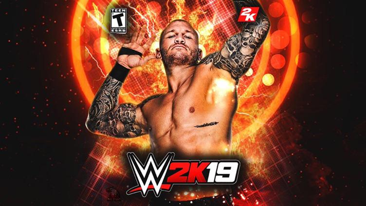 کرک بازی WWE 2K19 نسخه CODEX