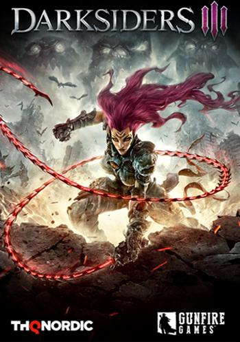 دانلود کرک و معتبر بازی Darksiders 3
