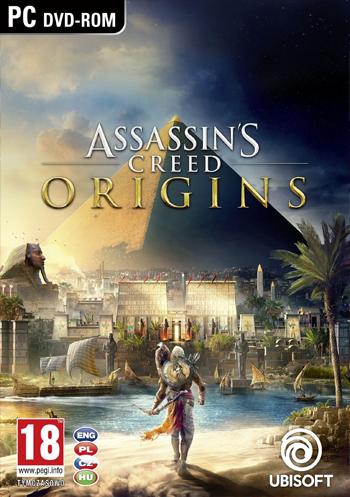 ترینر و رمزهای بازی Assassins Creed Origins