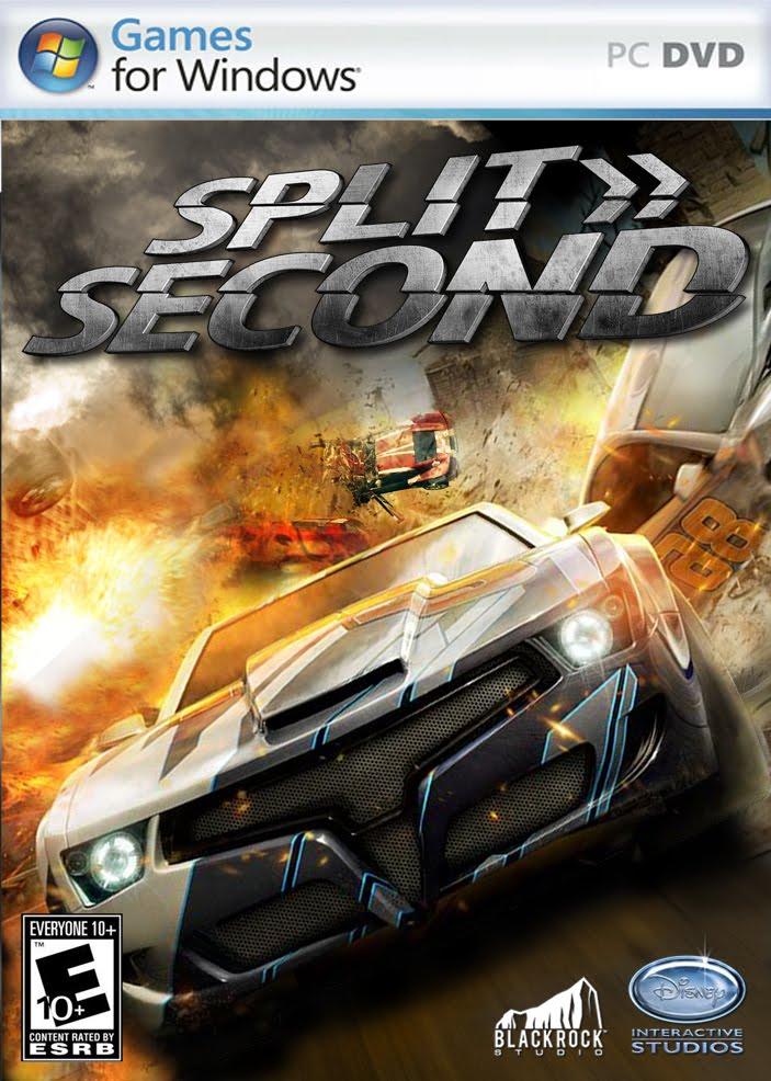 دانلود ترینر بازی اسپلیت سکوند Split Second