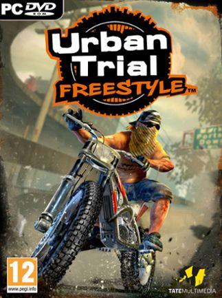دانلود کرک سالم و نهایی بازی Urban Trial Freestyle